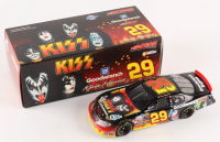Kevin Harvick LE #29 GM Goodwrench / KISS / 2004 Monte Carlo 1:24 Die-Cast Car