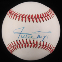 Willie Mays Signed ONL Baseball (JSA ALOA)