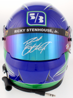 Ricky Stenhouse Jr. Signed 2017 NASCAR Fifth Third Bank Full-Size Helmet (PA COA)