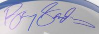 Barry Sanders Signed Detroit Lions Full-Size Throwback Helmet (Schwartz COA) at PristineAuction.com