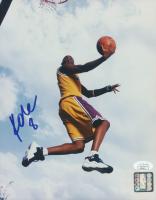 Kobe Bryant Signed Los Angeles Lakers 8x10 Photo (JSA COA)
