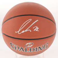 Luka Doncic Signed NBA Basketball (PSA COA)