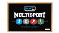 """PPC """"Multisport"""" Live Mystery Box – 4 Premium Hits Per Box – Autographed Memorabilia (#24 of 25)"""