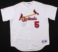 Albert Pujols Signed St. Louis Cardinals Majestic Jersey (JSA Hologram)