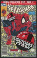 "1990 ""Spiderman"" Issue #1 Marvel Comic Book"