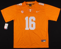 Peyton Manning Signed Tennessee Volunteers Nike Jersey (PSA COA) at PristineAuction.com