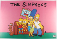 "1994 ""The Simpsons"" 27x40 Original Television Poster"