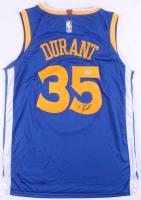 Kevin Durant Signed Golden State Warriors Jersey (PSA Hologram)