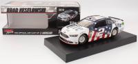 Brad Keselowski Signed 2018 NASCAR #2 Miller Lite - Patriotic - 1:24 Premium Action Diecast Car (PA COA)