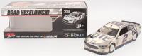 Brad Keselowski Signed 2018 NASCAR #2 Miller Lite - Color Chrome - 1:24 Premium Action Diecast Car (PA COA)