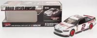 Brad Keselowski Signed 2018 NASCAR #2 Discount Tire - 1:24 Premium Action Diecast Car (PA COA)