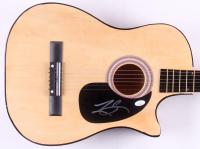"Lee Brice Signed 38"" Acoustic Guitar (JSA COA)"