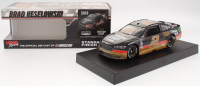 Brad Keselowski Signed 2018 NASCAR #2 Miller Genuine Draft - Darlington -  1:24 Premium Action Diecast Car (PA COA)