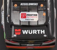 Brad Keselowski Signed 2018 NASCAR #2 Miller Genuine Draft - Darlington -  1:24 Premium Action Diecast Car (PA COA) at PristineAuction.com
