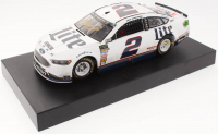 Brad Keselowski Signed NASCAR #2 Miller Light - 2018 Clash at Daytona Win - Raced Version - 1:24 Premium Action Diecast Car (PA COA) at PristineAuction.com