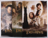 Lot of (3) The Lord of the Rings 24x36 Movie Posters at PristineAuction.com