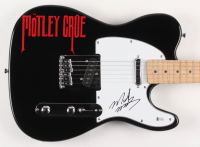 """Mick Mars Signed Motley Crue 39"""" Electric Guitar (Beckett COA)"""