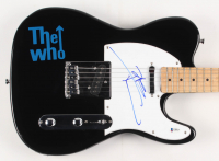 "Pete Townshend Signed The Who 39"" Electric Guitar (Beckett COA)"