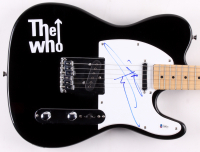 "Pete Townshend Signed ""The Who"" Huntington 39.5"" Electric Guitar (Beckett COA)"