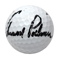 Arnold Palmer Signed Callaway Golf Ball (Beckett LOA)