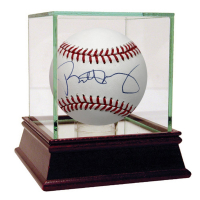 Bill Murray Signed OAL Baseball with High Quality Display Case (JSA Hologram)