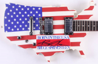 "Bruce Springsteen Signed 40"" Born in the USA Electric Guitar (Beckett LOA)"