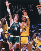 "Bill Walton Signed Celtics 16x20 Photo Inscribed ""HOF 93"" (JSA COA) at PristineAuction.com"