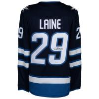 Patrik Laine Signed Jets Fanatics Jersey (Fanatics Hologram) at PristineAuction.com