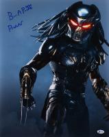 """Brian A. Prince Signed """"The Predator"""" 16x20 Photo Inscribed """"Predator"""" (Beckett COA) at PristineAuction.com"""