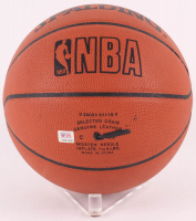 Kobe Bryant Signed NBA Basketball (PSA COA) at PristineAuction.com