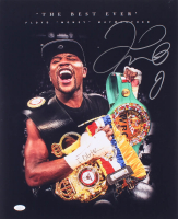 Floyd Mayweather Jr. Signed 16x20 Photo (JSA COA) at PristineAuction.com