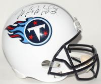 Marcus Mariota Signed Tennessee Titans Full-Size Helmet (JSA COA & Mariota Hologram)
