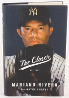 "Mariano Rivera Signed ""The Closer: My Story"" Hardcover Book (Steiner COA)"