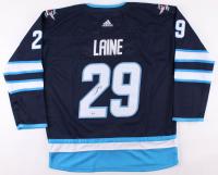 Patrik Laine Signed Winnipeg Jets Jersey (Beckett COA)