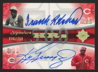 2005 Ultimate Signature Home Runs Dual Autograph #RG Frank Robinson / Ken Griffey Jr. / 250