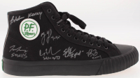 """The Sandlot"" PF Flyers Lifestyle Shoe Signed by (6) with Tom Guiry, Chauncey Leopardi, Marty York, Shane Obedzinski (MAB Hologram)"