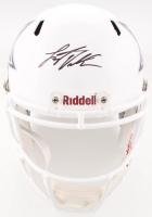 Leighton Vander Esch Signed Dallas Cowboys Full-Size Speed Helmet (JSA COA)