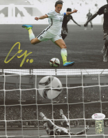 Carli Lloyd Signed Team USA 8x10 Photo (JSA COA)