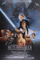 """Star Wars: Return of the Jedi"" 27x40 Movie Poster"