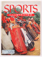 Second Issue Sports Illustrated Magazine from August 23, 1954