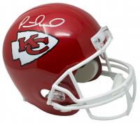 Patrick Mahomes Signed Kansas City Chiefs Full-Size Helmet (JSA COA)