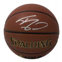 Shaquille O'Neal Signed NBA Basketball (Beckett COA)