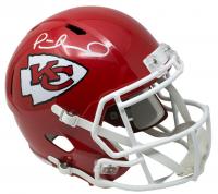 Patrick Mahomes Signed Kansas City Chiefs Full-Size Speed Helmet (JSA COA)