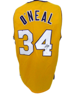 Shaquille O'Neal Signed Los Angeles Lakers Jersey (JSA COA)