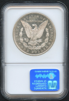 1878-S $1 Morgan Silver Dollar (NGC MS 65 PL) at PristineAuction.com