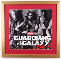 "Guardians of the Galaxy Vol. 2 21"" x 22"" Custom Framed Print Display"