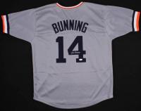 Jim Bunning Signed Detroit Tigers Jersey (JSA COA) at PristineAuction.com