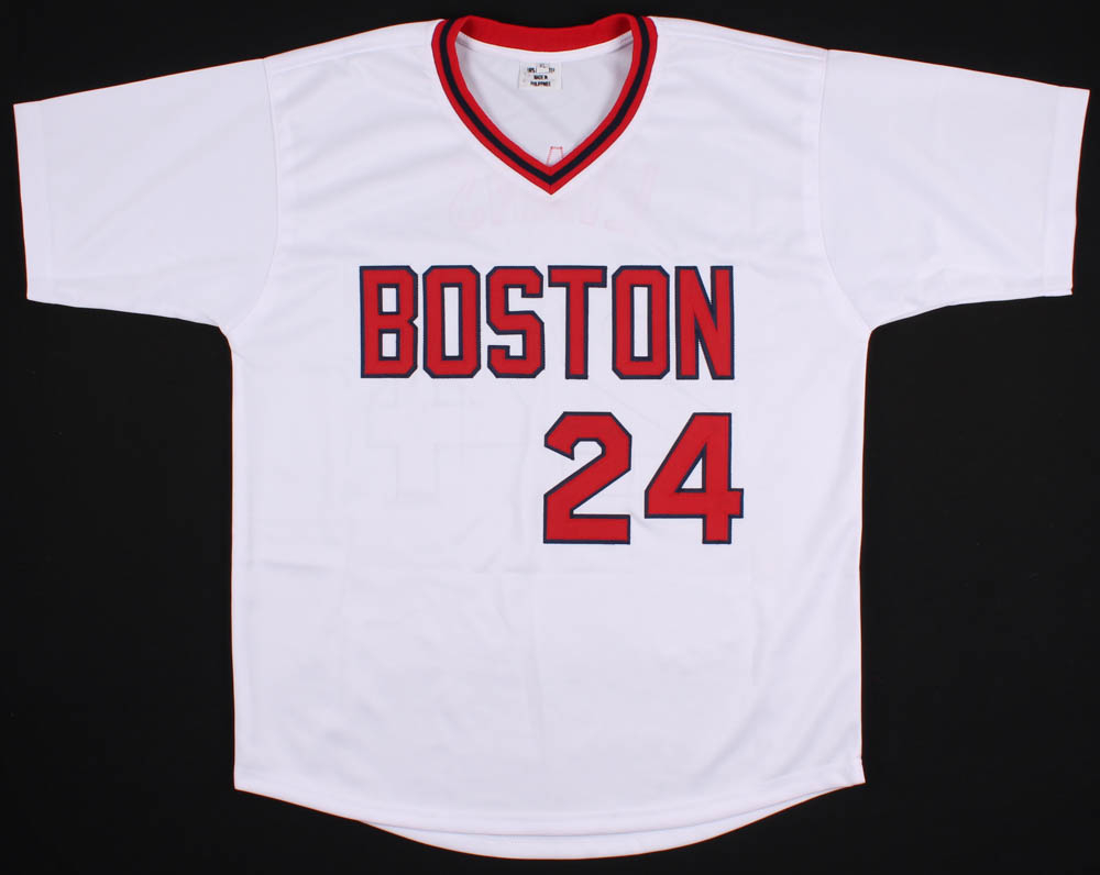 63ef42841 Dwight Evans Signed Boston Red Sox Jersey (JSA COA) at PristineAuction.com