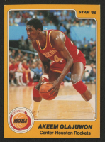 1984-85 Star #237 Hakeem Olajuwon RC !
