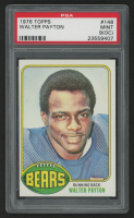 1976 Topps #148 Walter Payton RC (PSA 9)(OC) at PristineAuction.com